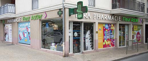Pharmacie Fleur Astier,LA CRAU