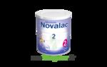 Acheter Novalac 2 Lait en poudre 2ème âge B/800g à LA CRAU